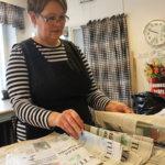 Maasseudun Tulevaisuus on tullut kukkakauppialle yhä tärkeämmäksi lehdeksi, kun muut sanomalehdet ovat pienentäneet sivukokonsa.