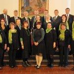 Viialan kirkkokuoro konsertoi Pälkäneellä