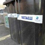 Metallit pois sekajätteistä