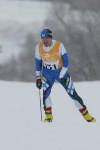 Jouko Grip valittiin vuonna 2006 kautta aikain maailman parhaaksi paralympiahiihtäjäksi ja nimettiin samalla Kansainvälisen Paralympiakomitean Hall of Fameen. Kuva: Paralympiakomitea