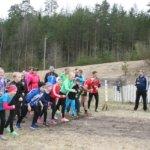 Simo Wannas -maastocupissa juostaan kolme osakilpailua