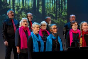 Karelia-kuoron Evakkomorsian nähdään Kangasalla lauantaina.