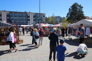 Kangasalan kevätmarkkinat viettää tänä vuonna 25-vuotisjuhlavuottaan.