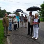 Päijälän kyläaktiivit tutustuivat Kukkian kyliin