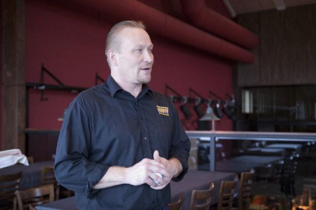 Sappeen ravintoloita johtava Juha Silvan esitteli kasvavaa matkailualuetta.