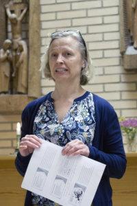 Kirsi Pohjola on toiminut Punaisen ristin tehtävissä muun muassa pakolaisleireillä.
