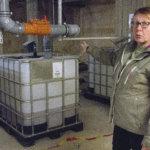 Raini Kiukas suunnitteli kuivakäymälät tuhannelle asiakkaalle
