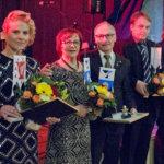 Vuoden Yrittäjä -juhla kokosi yhteen ahkeria yrittäjiä