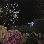 Suomen juhlavuosi avattiin komealla ilotulituksella