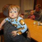 MLL muisti uusia vauvoja lahjapusseilla