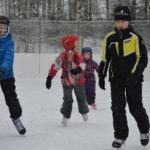 Lahdenkulman kyläyhdistys saa urheilukentän jatkossakin