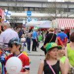 Kevätmarkkinat valtaavat Kangasalan keskustan