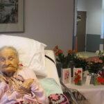 Pälkäneen vanhin täytti 107 vuotta