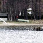 Järvistä puuttuu vettä lähes 40 senttimetriä