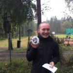 Frisbee liiti Liekki Openissa