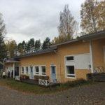 Kukkian Keitaan päärakennus valmistui vuonna 2013.