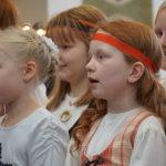 Lapset veivät itseoikeutetusti huomion
