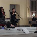 Sykkeen joulukonsertti kirkossa