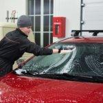 Pälkäneen ensimmäinen 4H-yritys pesee ja siivoaa autoja