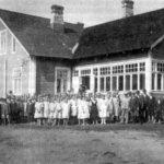 Aitoon koulukylä sai alkunsa yhteiskoulusta