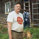 Kotiseutumies, metsämies, hevosmies Risto Keskinen 1941–2017