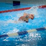 Merenneitopyrstökokeilua, uimahallitriathlon ja lapsiparkki Kuohussa Kangasala Triathlonin aikaan