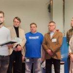 Otto Blomqvist palkittiin Vuoden kalastusoppaana