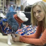 Tonia yhdistää koirien vaatteissa muodin ja käytännöllisyyden