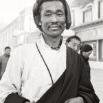 Katri Lassila: Rukousnauha.  Lhasa, Tiibet 2016.