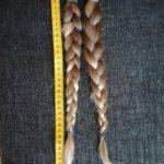 Lettien hiusaines päätyy aikanaan materiaaliksi peruukkiin.