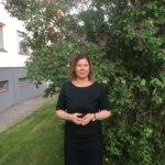 Hanna Laine ehdokkaaksi eduskuntavaaleihin