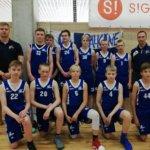Luja-Lukko pelasi kahdeksanneksi kansainvälisessä Baltian liigassa