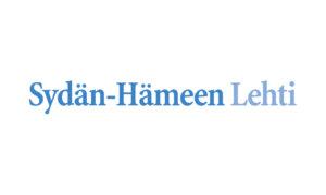 Sydän-Hämeen Lehden logo