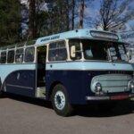 Museobussi kiertää Sarsan ja Vehoniemen