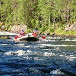 Kuusamo 2018 leiri vietettiin helteisissä merkeissä