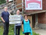 Synttäreitään juhliva Mikkolan Navetta on aktiivisen kylän keskus