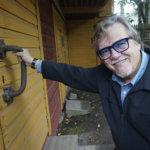 Mikko Alatalo vierailee komediassa Myöhästynyt hääyö