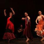 Flamencossa tanssi ja musiikki ovat yhtä