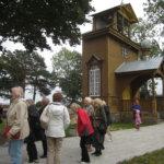 Kirjapiirin retki Itä-Viroon
