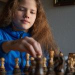 Pälkäneläinen Elisabet Hollmérus nappasi alle 14-vuotiaiden tyttöjen SM-kultaa