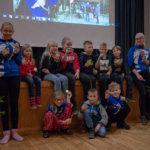Luja-Lukon suunnistuskoulu tuottaa tuloksia