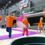 Pikkupälkäneläiset valtasivat Kostia-areenan