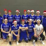 Luja-Lukko painoi lohkovoittoon – joulutauko häämöttää yhden vieraspelin jälkeen