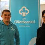 Judokasta talousvalmentajaksi – Aarne Pitkänen seuraa Sanna Hämäläistä pankinjohtajana Pälkäneellä