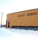 Kostia-areena on Vuoden liikuntapaikka Suomessa