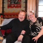 """""""Ne on nuoret, jotka Pälkäneellä vaihtavat miestä ja naista"""" – Paavo ja Anneli Verkkosaari yhdessä jo melkein 60 vuotta"""