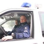 Ajopäiväkirja: Poliisille kertyy viikossa toistatuhatta kilometriä auton kyydissä – loskateillä likaantuvat autot pestään poliisin omassa konepesulassa