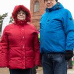 Leena ja Martti Kuikka etsivät kristillisiä arvoja arvostavaa ehdokasta.