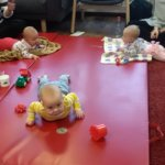 Ryhmästä voimaa pikkulapsiarkeen