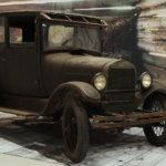 Mobiliassa pääsee tutustumaan myös vanhoihin latolöytöihin.